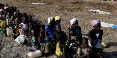Aujourd'hui, quelques deux millions de personnes sont en situation d'urgence alimentaire au Soudan du Sud. Elles sont victimes de la guerre civile qui sévit dans le pays depuis 2013.