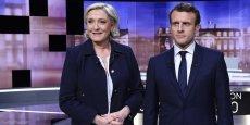En économie aussi, Emmanuel Macron est beaucoup moins clivant que Marine Le Pen.