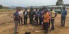 SkyBirdsView vient de former 15 stagiaires au Congo avec le Drone Campus de Latresne.