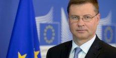 Valdis Dombrovskis le commissaire européen en charge des finances a jugé décevant  l'inaction de l'Autorité bancaire européenne dans le scandale de blanchiment de la banque danoise Danske Banke.