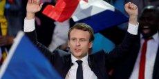 Emmanuel Macron a réussi son pari inédit. Il devient à 39 ans le plus jeune président de la République jamais élu en France, au terme d'une chevauchée solitaire.