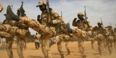 La force militaire conjointe du G5 Sahel a été mise sur pied en 2015.