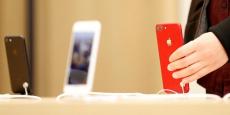 Le marché américain représente 40% des ventes d'iPhone, produit emblématique du géant Apple.