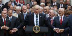 Les élus républicains ont travaillé sur une mouture, qui comprend deux amendements pour contenter les deux courants du parti.