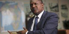 Aliko Dangote, considéré comme l'homme d'affaires le plus riche d'Afrique