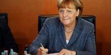 Pour la dirigeante allemande, la plupart des indicateurs économiques sont au vert.