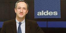 Stanislas Lacroix, président du directoire de l'ETI familiale forte de 1 400 collaborateurs.