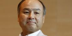 Masayoshi Son, le chef de file de Softbank.