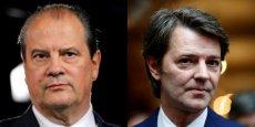 Jean-Christophe Cambadélis, premier Secrétaire du PS, et François Baroin, chef de file Les Républicains pour les législatives tentent, chacun à leur façon, de dézinguer le gouvernement nommé le 17 mai. Le premier le qualifie de gouvernement de droite, le second précise qu'il ne s'agit pas d'un gouvernement de coalition.