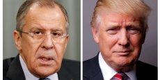 Sergueï Lavrov, le chef de la diplomatie russe, a rencontré Donald Trump ce mercredi 10 mai, notamment pour évoquer le conflit syrien.