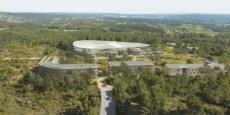 C'est au sein du campus imaginé par Frédéric Chevalier à Aix-en-Provence que Le Village by CA va s'installer.