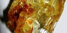 Au Lesotho, la mine de diamant de Liqhobong est détenue à 75 % par la compagnie Firestone Diamonds.