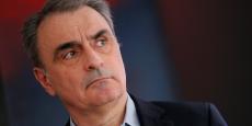Michel Paulin, le DG de SFR, a soigné sa communication concernant la couverture du réseau mobile.