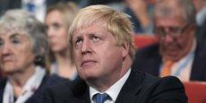 Boris Johnson, l'ex-maire de Londres.