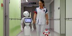 La chaire étudiera notamment l'impact de la robotique sur la santé.