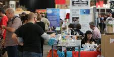 Ce sont près de 150 ateliers de fabrication numériques qui étaient présents sous le halle d'Artilect.