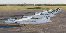 Les 20 ATR 72-600 seront livrés à Iran Air d'ici à la fin de l'année 2018