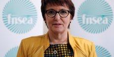 Christiane Lambert, présidente du syndicat agricole FNSEA a assuré que les agriculteurs seraient vigilants à la politique menée par Emmanuel Macron.