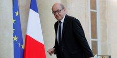 Jean-Yves Le Drian, ministre de la Défense sous Hollande, passe aux Affaires étrangères avec Macron.