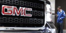 General Motors est parvenu à limiter les pertes grâce à la dynamique sur les SUV.