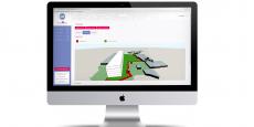 Urban&You propose un outil de simulation en ligne (accessible en mode SaaS) qui donne accès aux règles d'urbanisme et permet de calculer en 1 clic la capacité foncière d'une parcelle.