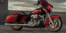 Des produits américains emblématiques tels que les Harley Davidson pourraient faire les frais de la guerre commerciale sur l'acier