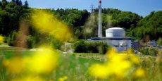 Conséquence du referendum organisé le 21 mai, Les cinq centrales nucléaires suisses seront progressivement fermées à compter de 2019