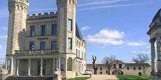 Le Château du Prince noir à Lormont