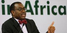 Akinwumi Adesina, président de la Banque africaine de développement (BAD).