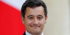 Gérald Darmanin, ministre de l'Action et des Comptes publics, n'a pas l'air emballé par le prélèvement à la source.