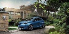 La nouvelle ZOE ZE 40 est la voiture électrique la plus vendue en Europe en 2016