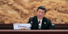 Le président Xi Jinping.
