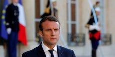 JOURNÉE DIPLOMATIQUE CHARGÉE POUR MACRON A BRUXELLES