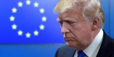 UE ET USA D'ACCORD POUR ACCROÎTRE LEUR COOPÉRATION COMMERCIALE