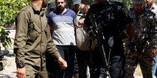EXÉCUTIONS DE TROIS PALESTINIENS RECONNUS COUPABLES DE COLLABORATION AVEC ISRAËL