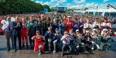 Quand les sports mécaniques soutiennent le projet olympique de Paris.