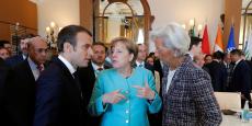 Emmanuel Macron estime avoir décroché des progrès de la part des Etats-Unis.