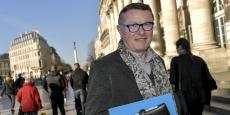 Patrick Seguin, président de la CCI  Bordeaux Gironde