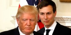 Donald Trump et son gendre Jared Kushner pourraient connaître de sérieuses difficultés dans les jours à venir avec l'audition de l'ancien directeur du FBI devant le sénat prévue la semaine prochaine.