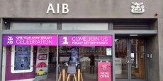 Allied Irish Bank est une des banques irlandaises rescapées de la crise financière. Elle s'est profondément restructurée depuis et a nettoyé son portefeuille de créances douteuses.