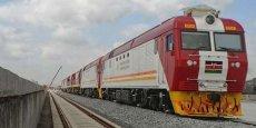 Le Standard Gauge Railway est financé à 90% par Exim Bank China.