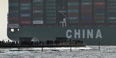 En 2016, les entreprises européennes ont investi 8 milliards d'euros en Chine - soit une baisse de 23% par rapport à 2015.