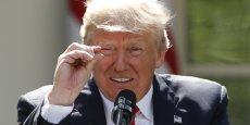 Donald Trump est un adepte des attaques contre les médias américains sur Twitter.