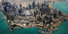 La frontière terrestre entre l'Arabie saoudite et le Qatar est fermée. Ce qui bloque les importations de biens par voie terrestre du Qatar à travers l'Arabie saoudite.
