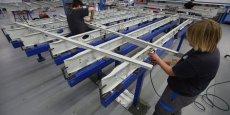 L'usine de Figeac représente 70% de l'activité du groupe.