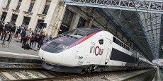 La SNCF lance une offre premium sur les TGV avec le label InOui.