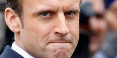 En dépit d'un retour de la confiance des ménages et des chefs d'entreprises, Emmanuel Macron, le président de la République voit l'économie française empêtrée dans la croissance molle.