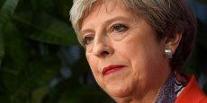 Theresa May est aujourd'hui la cible d'appels à la démission.