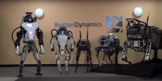 Google avait acheté Boston Dynamics en 2013, entreprises spécialisée dans la robotique notamment à usage militaire.