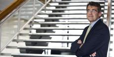 Marc Houalla, directeur de l'Enac.